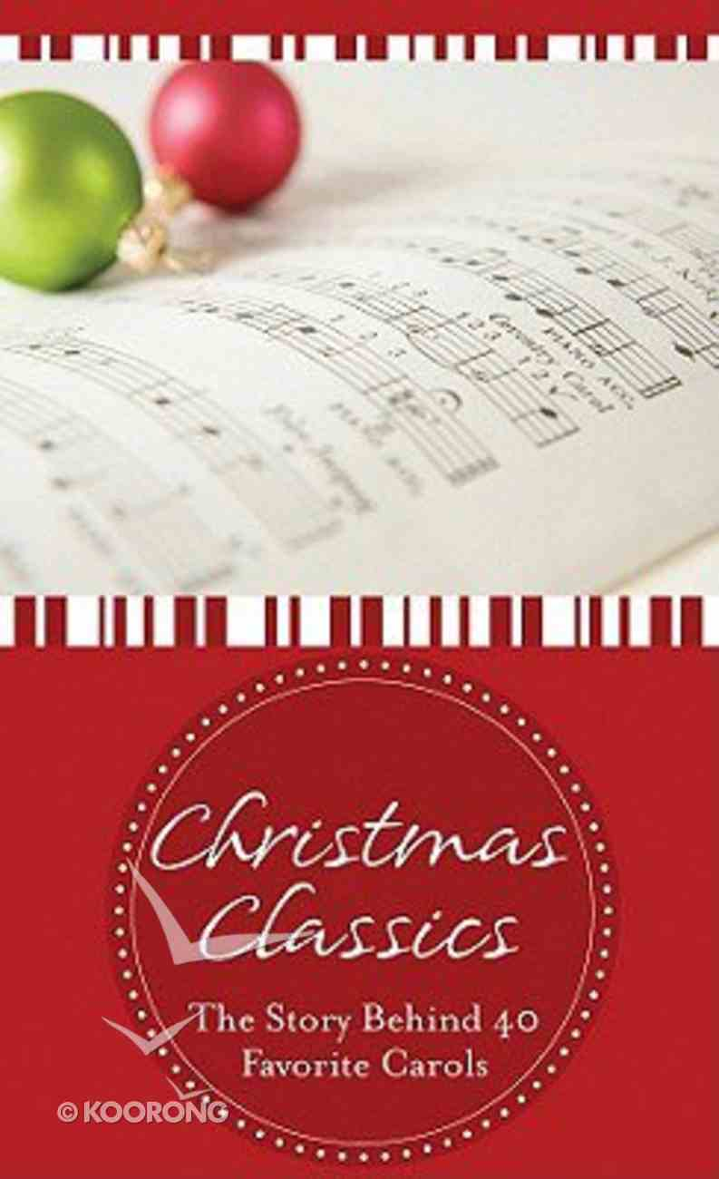Christmas Classics (Value Book Series) Paperback