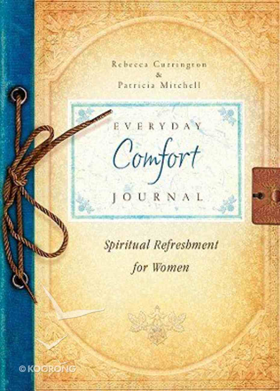 Everyday Comfort Journal Hardback