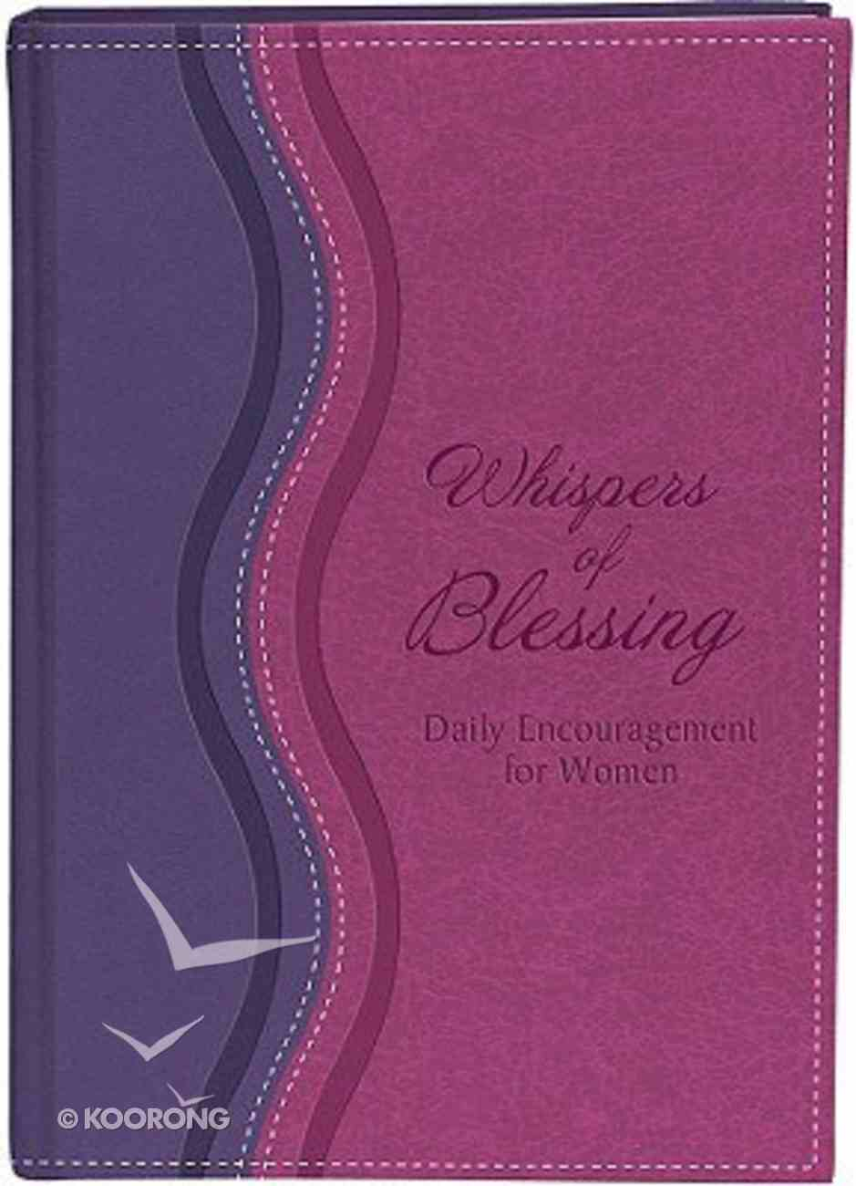 Whispers of Blessing Hardback