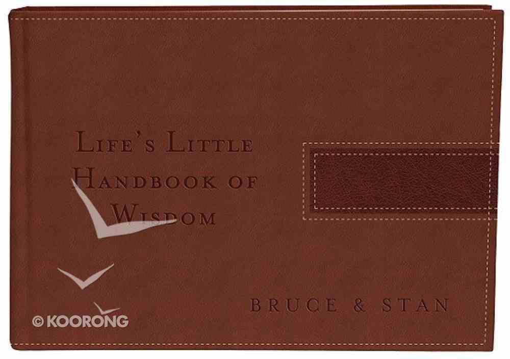 Life's Little Handbook of Wisdom Hardback