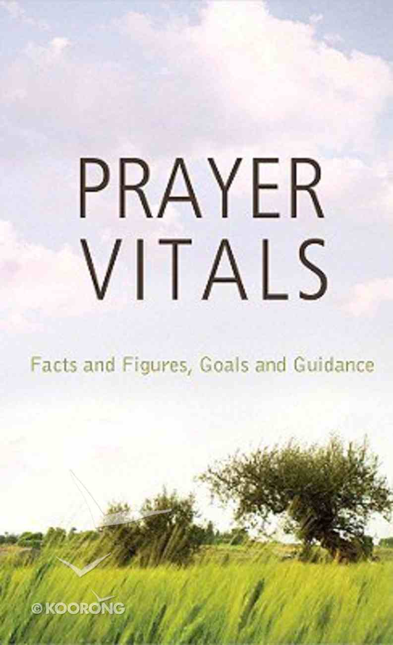 Prayer Vitals Mass Market