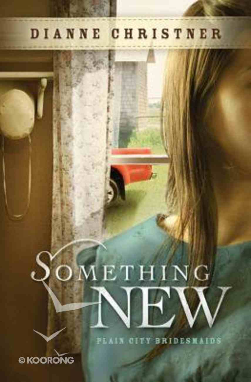 Something New (#02 in Plain City Bridemaids Series) Paperback