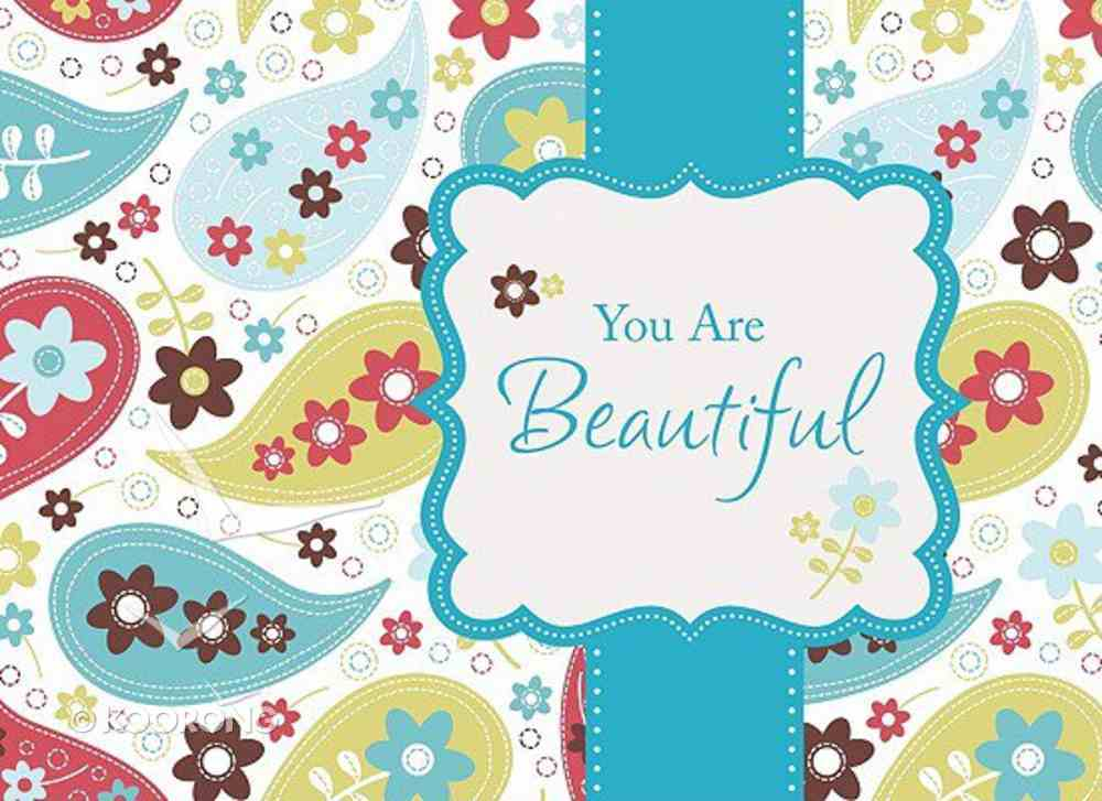 Life's Little Book of Wisdom: You Are Beautiful Paperback