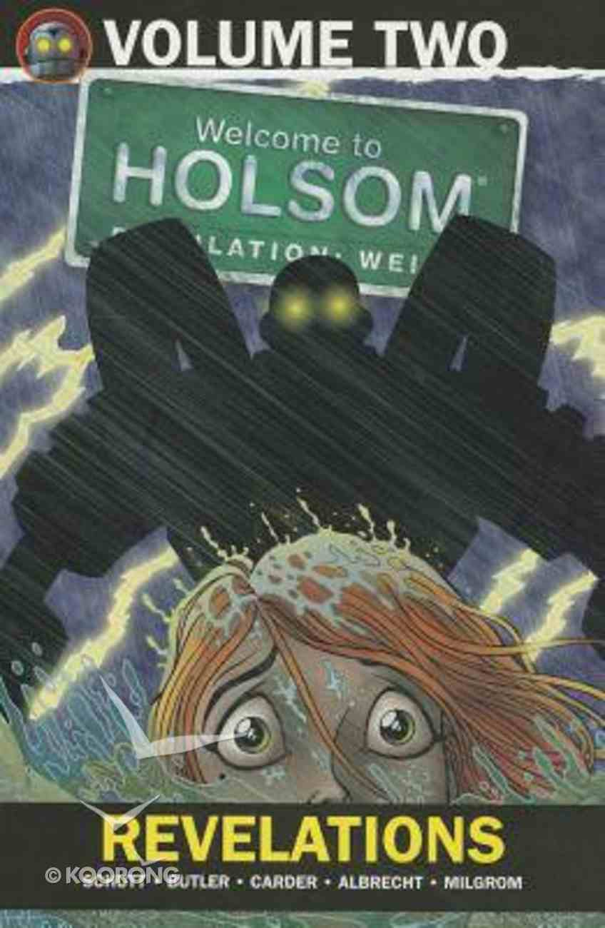 Revelations (Graphic Novels) (#02 in Welcome To Holsom: Population Weird Series) Paperback