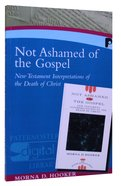 Not Ashamed Of The Gospel image