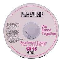 Album Image for Rcm Volume C: Supplement 16 We Stand Together (2 Cds) (662-679) - DISC 1