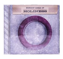 Album Image for Worship Songs of Holiness - DISC 1