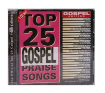 Album Image for Top 25 Gospel Praise and Worship - DISC 1