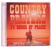 Album Image for Country Prayers - DISC 1