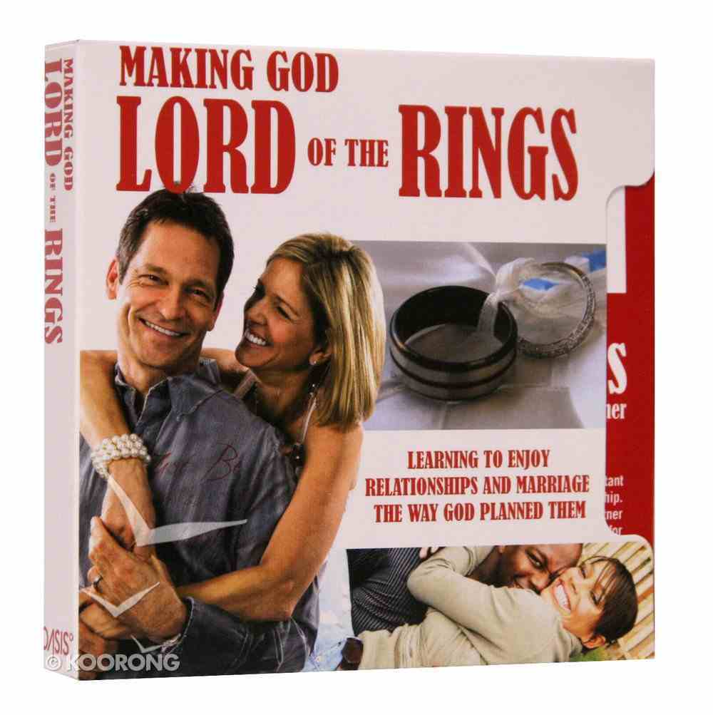 Making God Lord of the Rings (9 Cds) CD