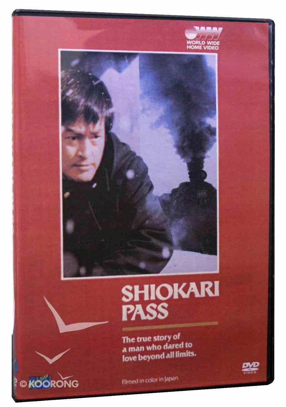 Shiokari Pass DVD