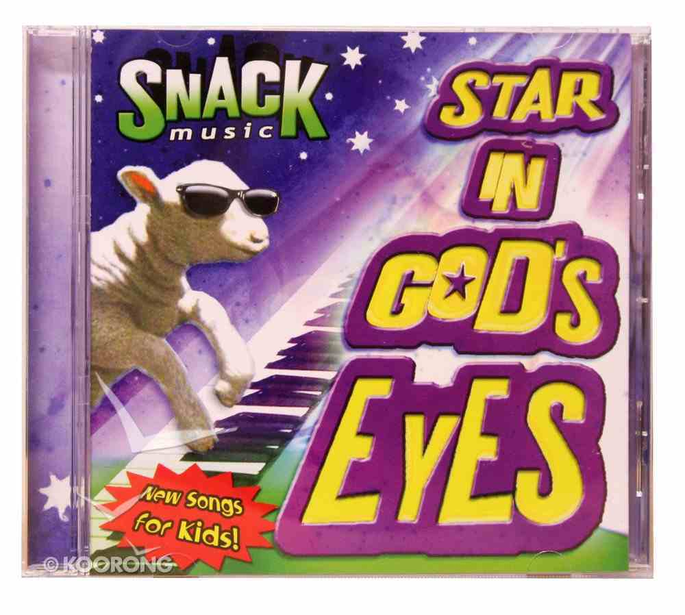 Star in God's Eyes CD