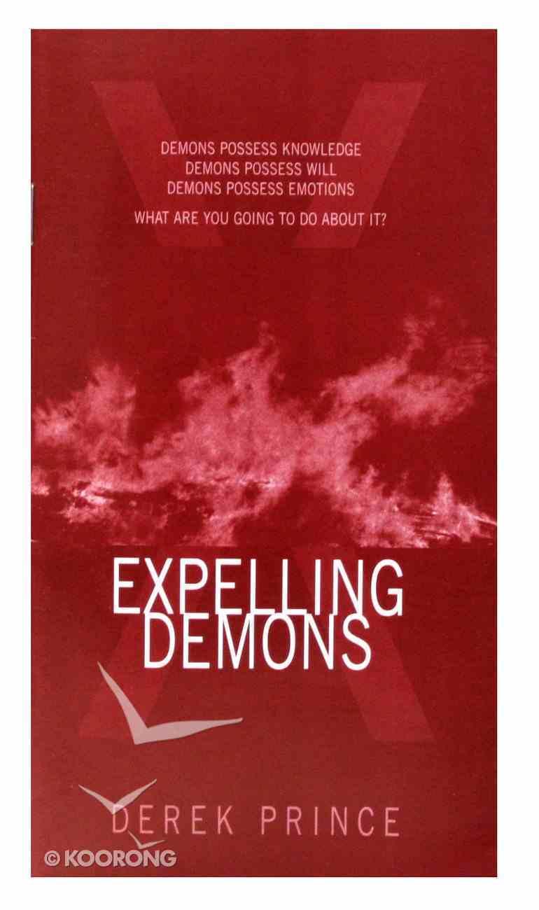 Expelling Demons Booklet