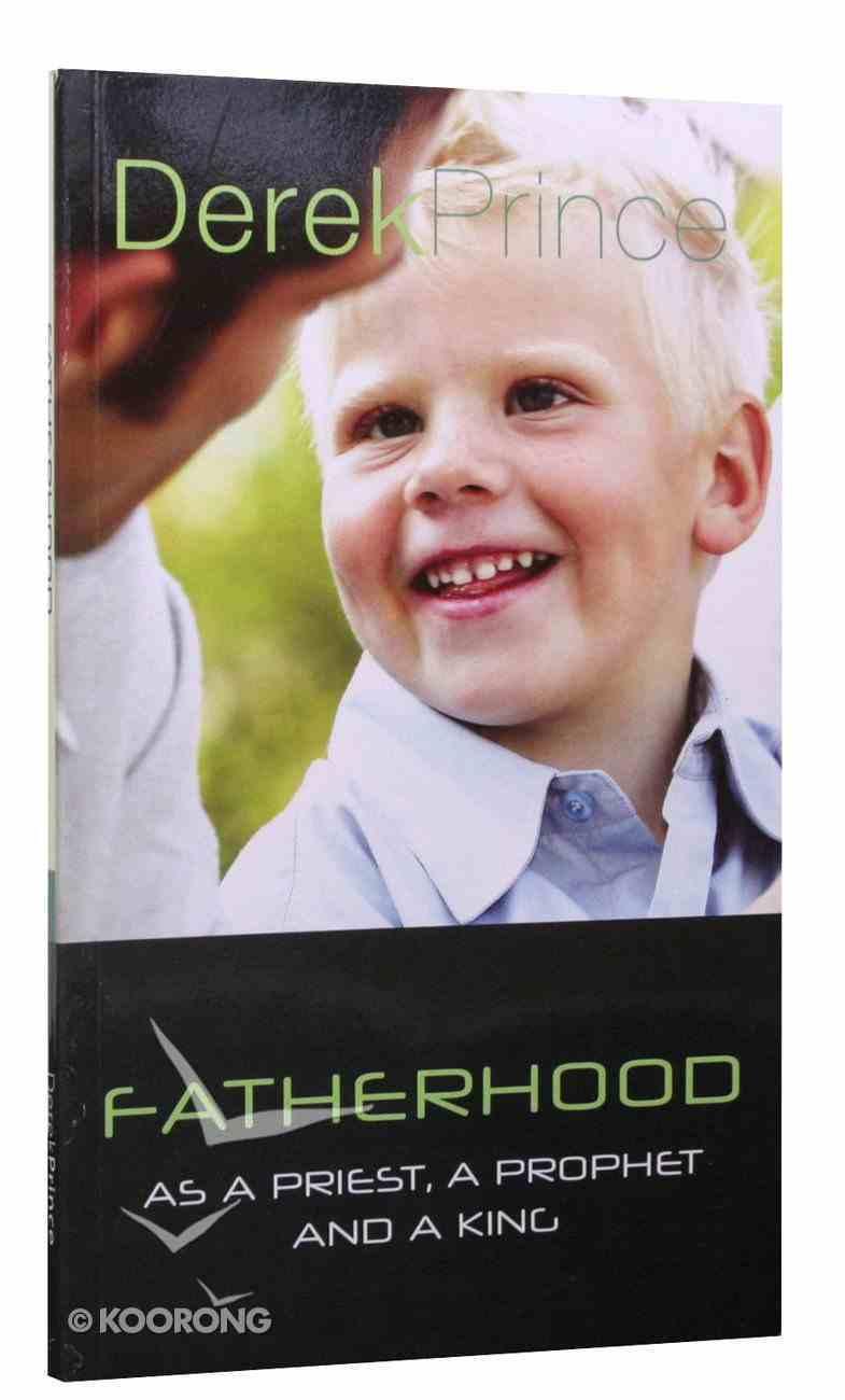 Fatherhood Paperback