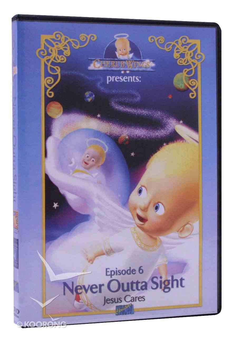 Never Outta Sight (#06 in Cherub Wings (Dvd) Series) DVD