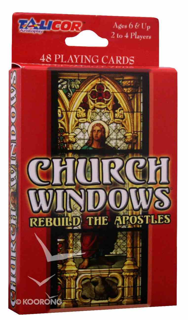 Card Game: Church Windows Game