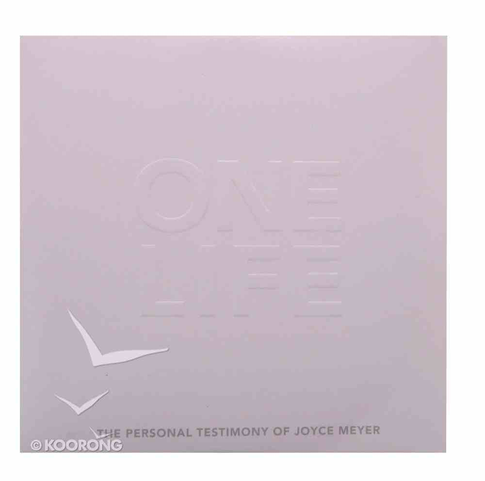 One Life (1 Disc) DVD