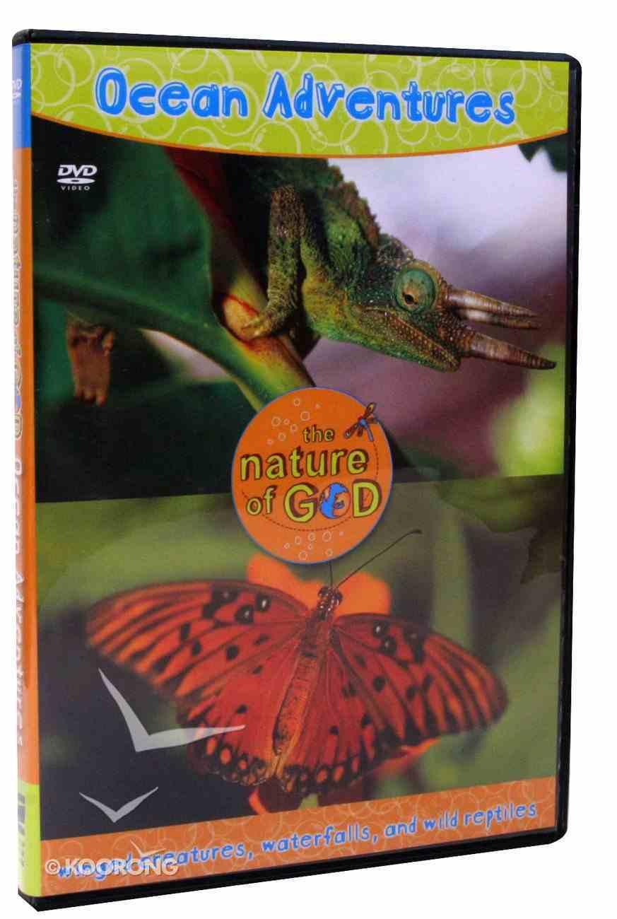 Ocean Adventures (Volume 3) (#03 in Nature Of God Series) DVD