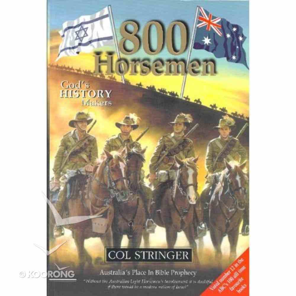 800 Horsemen: Riders of Destiny Paperback