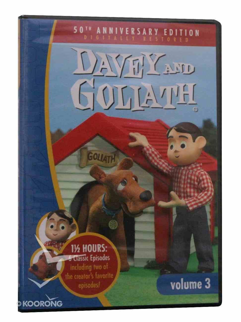 Davey & Goliath (90 Mins) (Vol 3) DVD