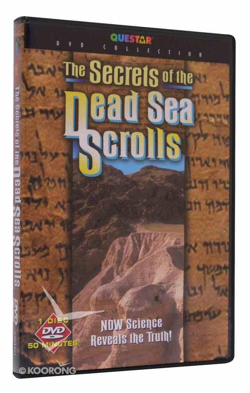 Secrets of the Dead Sea Scrolls DVD
