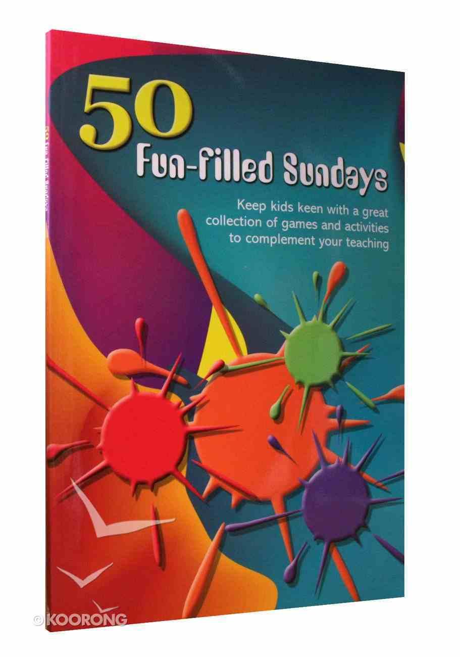 50 Fun-Filled Sundays Paperback