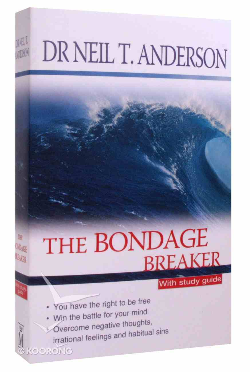 Bondage Breaker (With Study Guide) Paperback