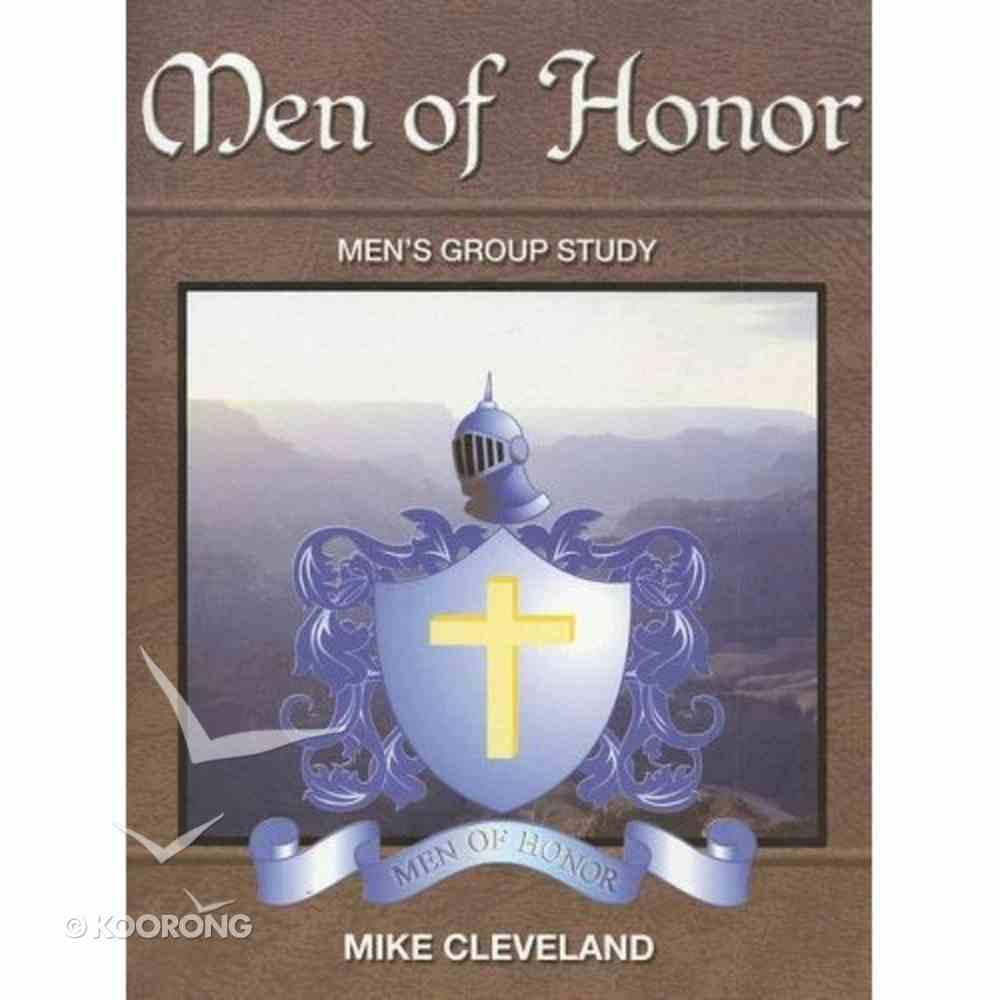 Men of Honor Paperback