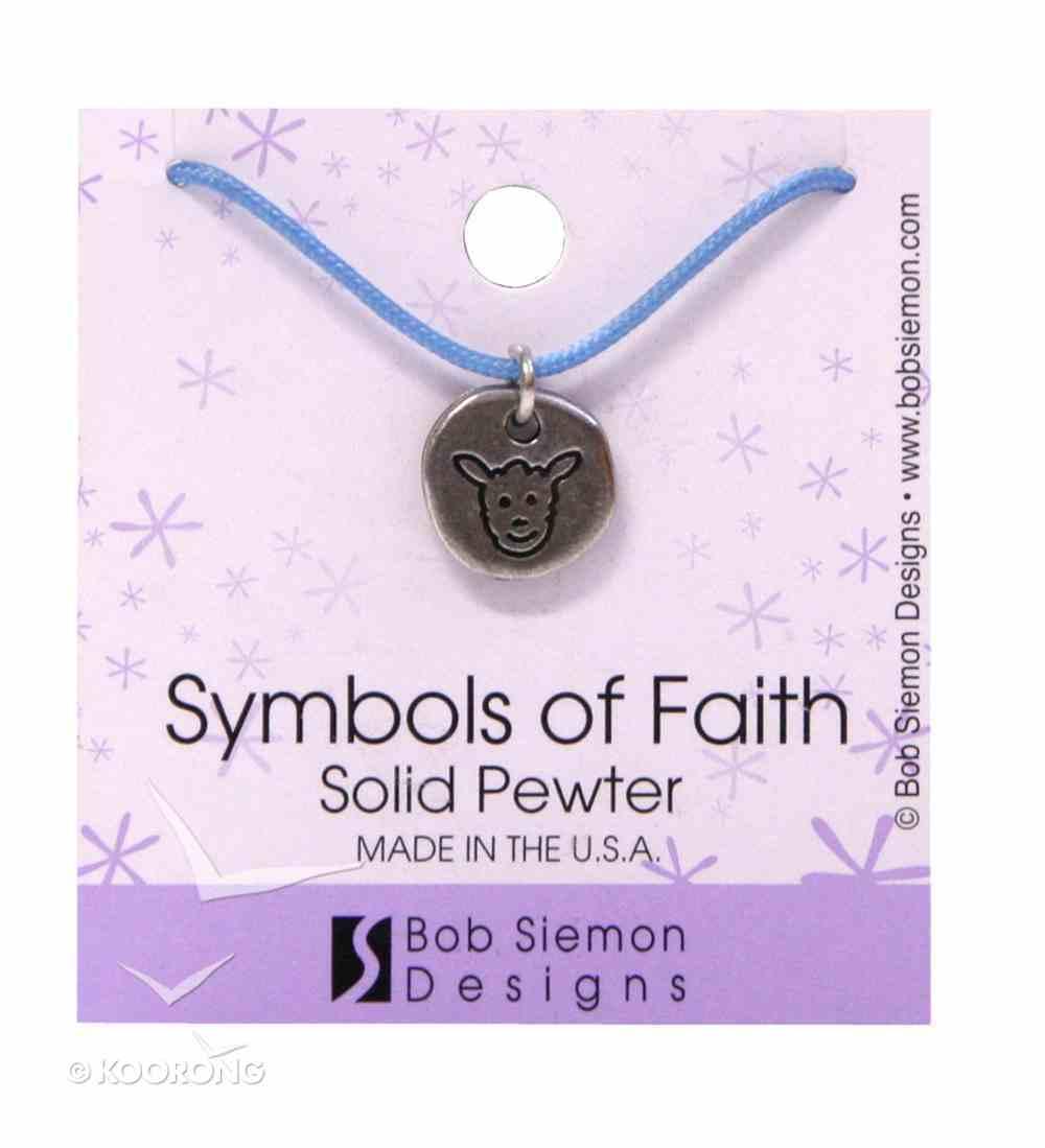 Symbols of Faith Pendant: Sheep John 10:11 Jewellery
