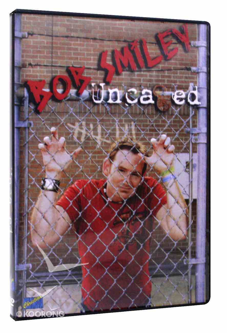 Uncaged - Bob Smiley DVD