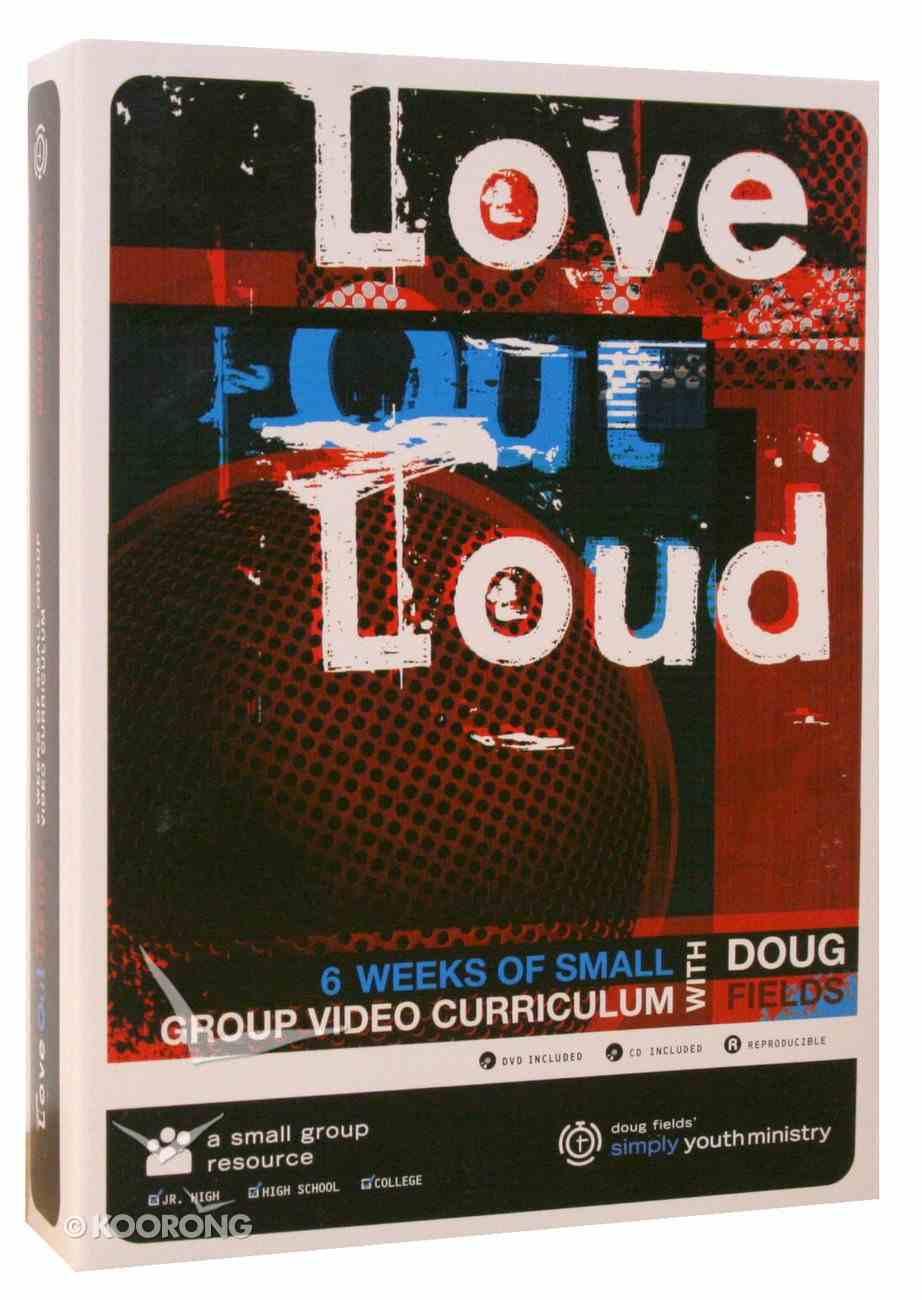Love Out Loud DVD DVD