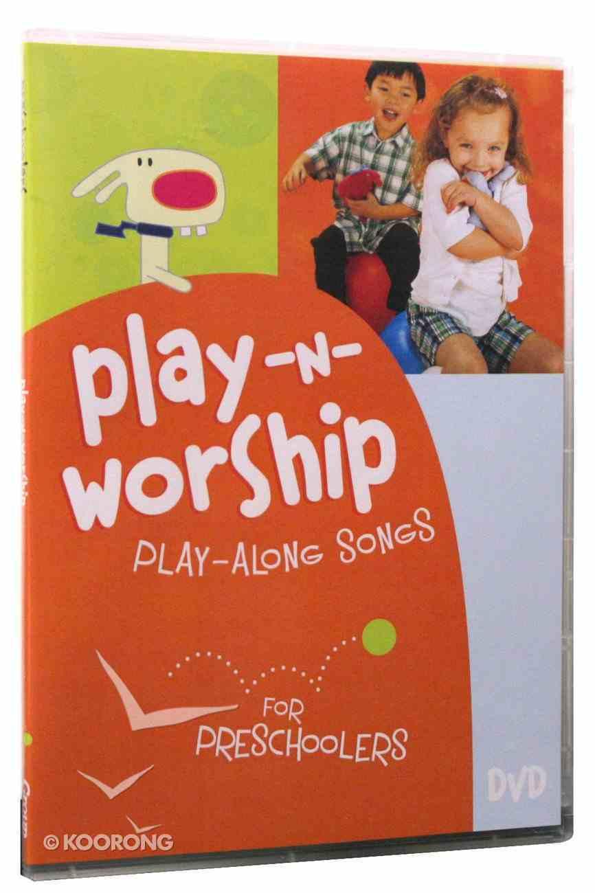 Play-N-Worship For Preschoolers (Dvd) DVD