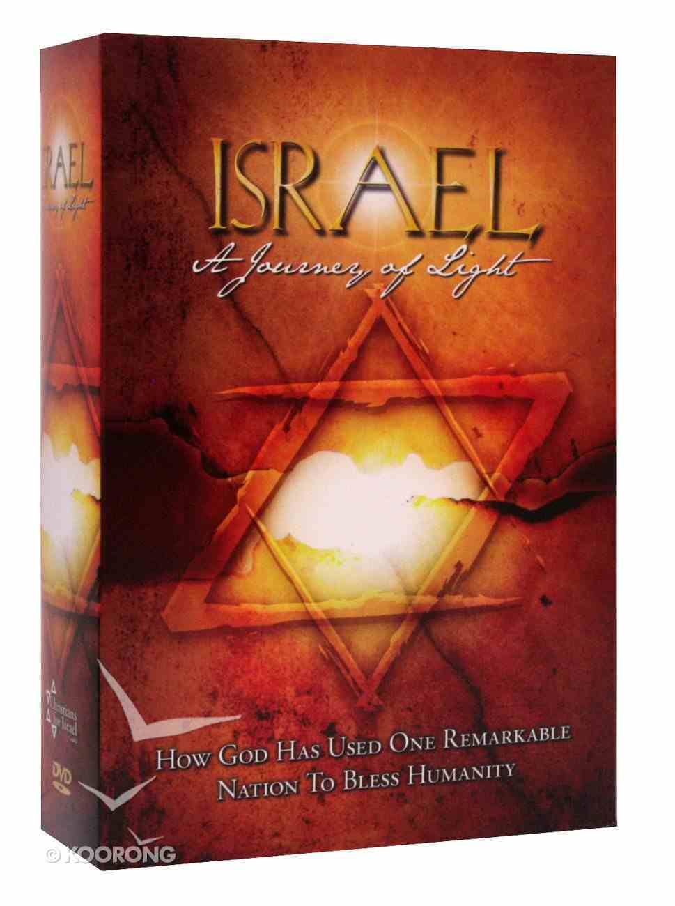 Israel: A Journey of Light DVD