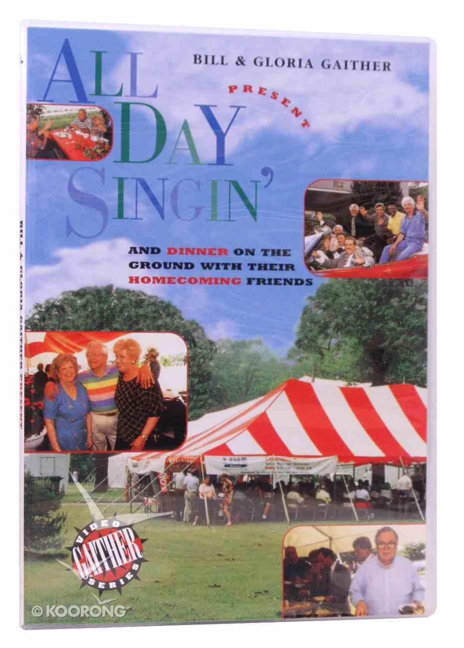 All Day Singin' & Dinner on the Ground (Gaither Gospel Series) DVD