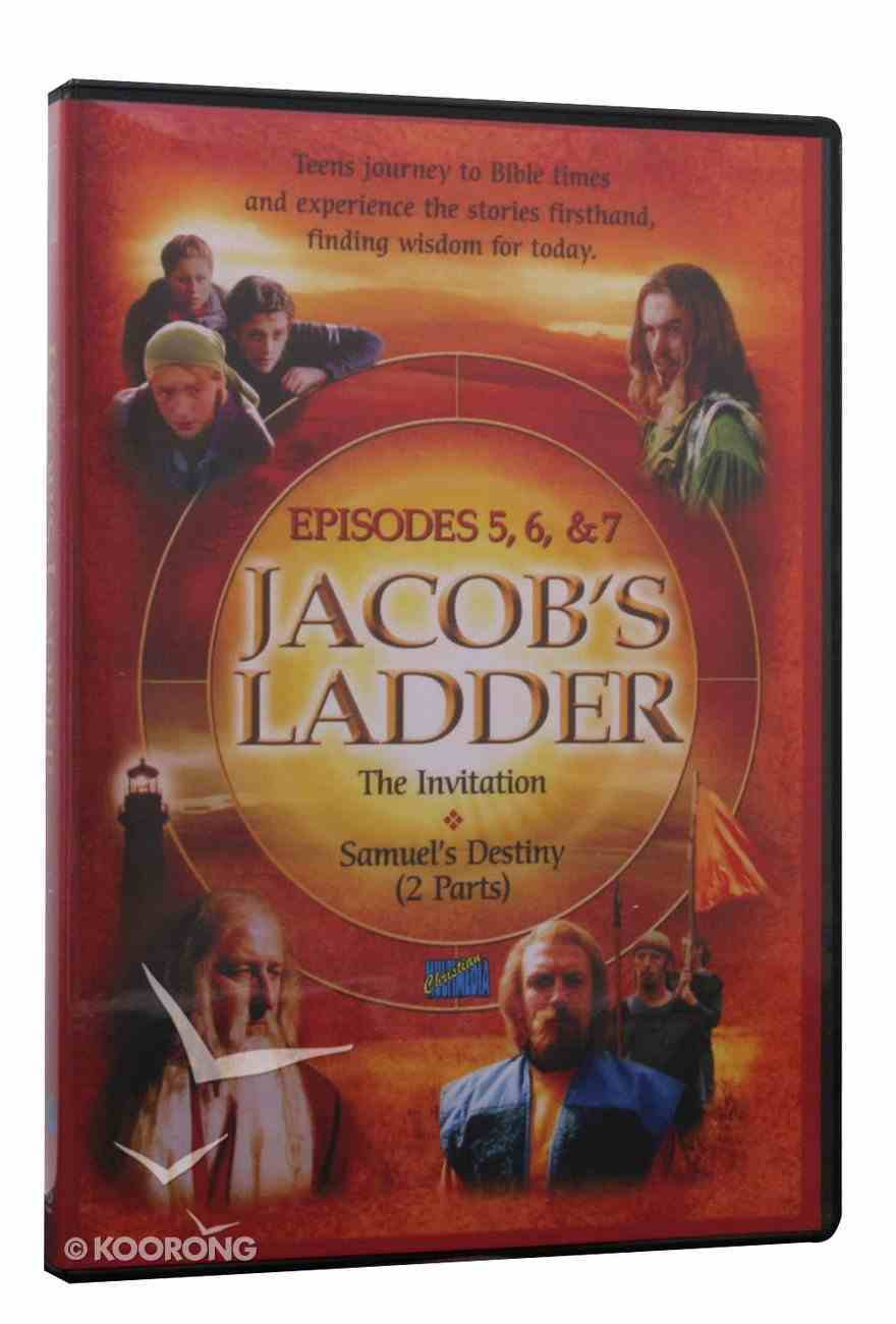 Episodes 5, 6 & 7 (Jacob's Ladder Series) DVD