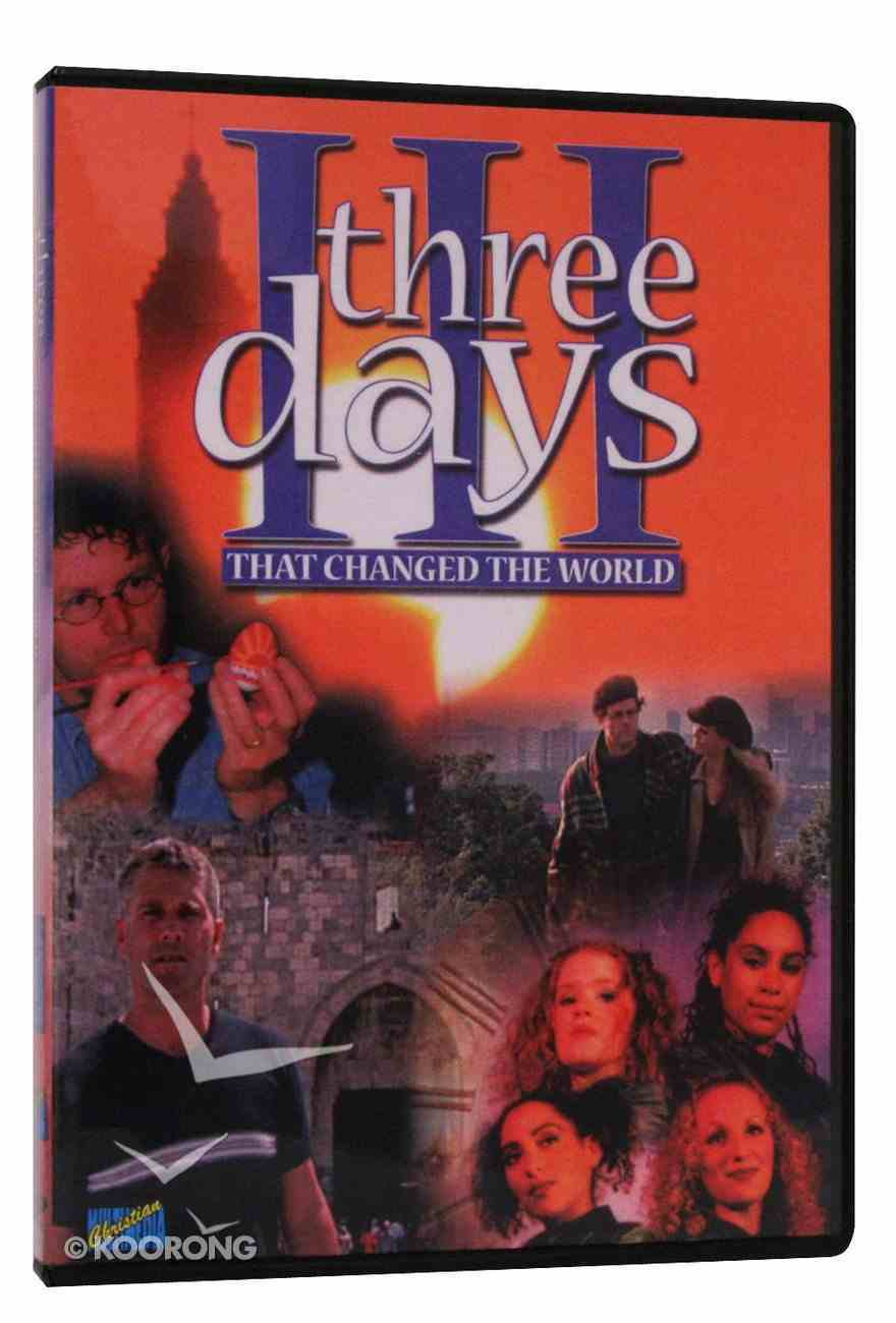 Three Days That Changed the World DVD