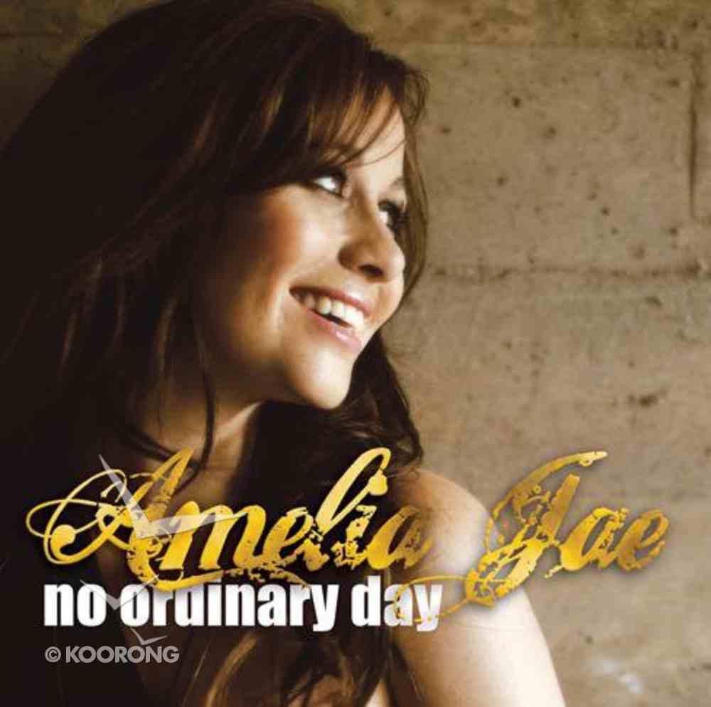 No Ordinary Day CD