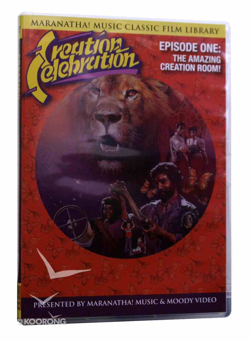 The Amazing Creation Room DVD