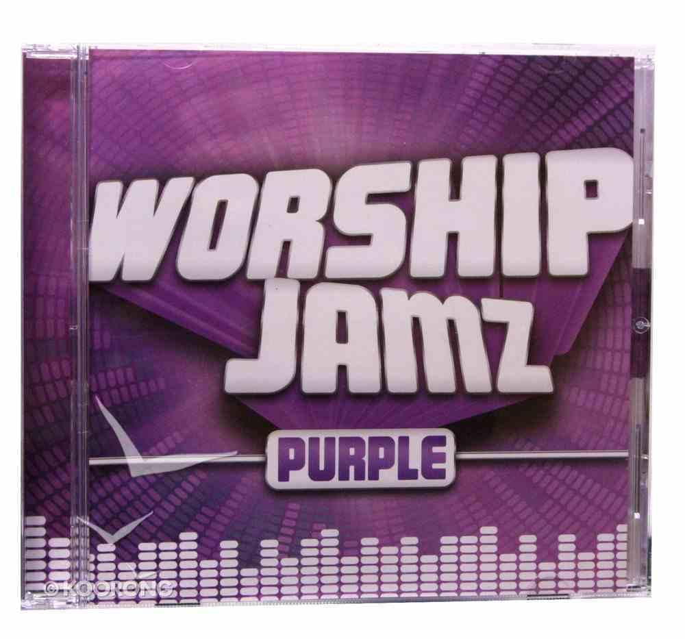 Worship Jamz Purple CD
