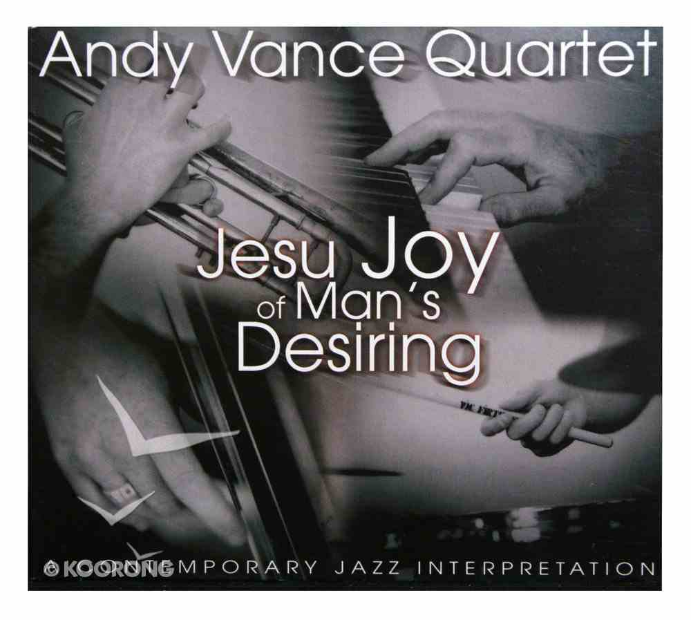 Jesu Joy of Man's Desiring CD