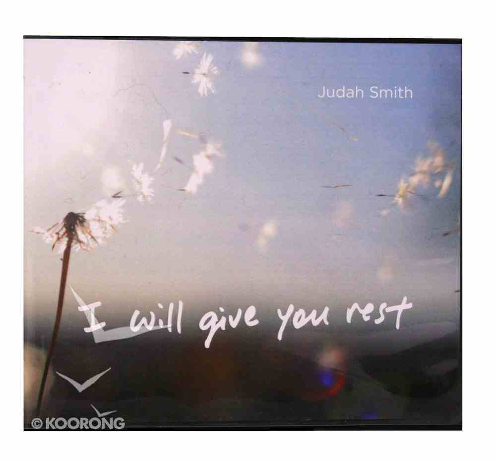 I Will Give You Rest (3 Cds) CD