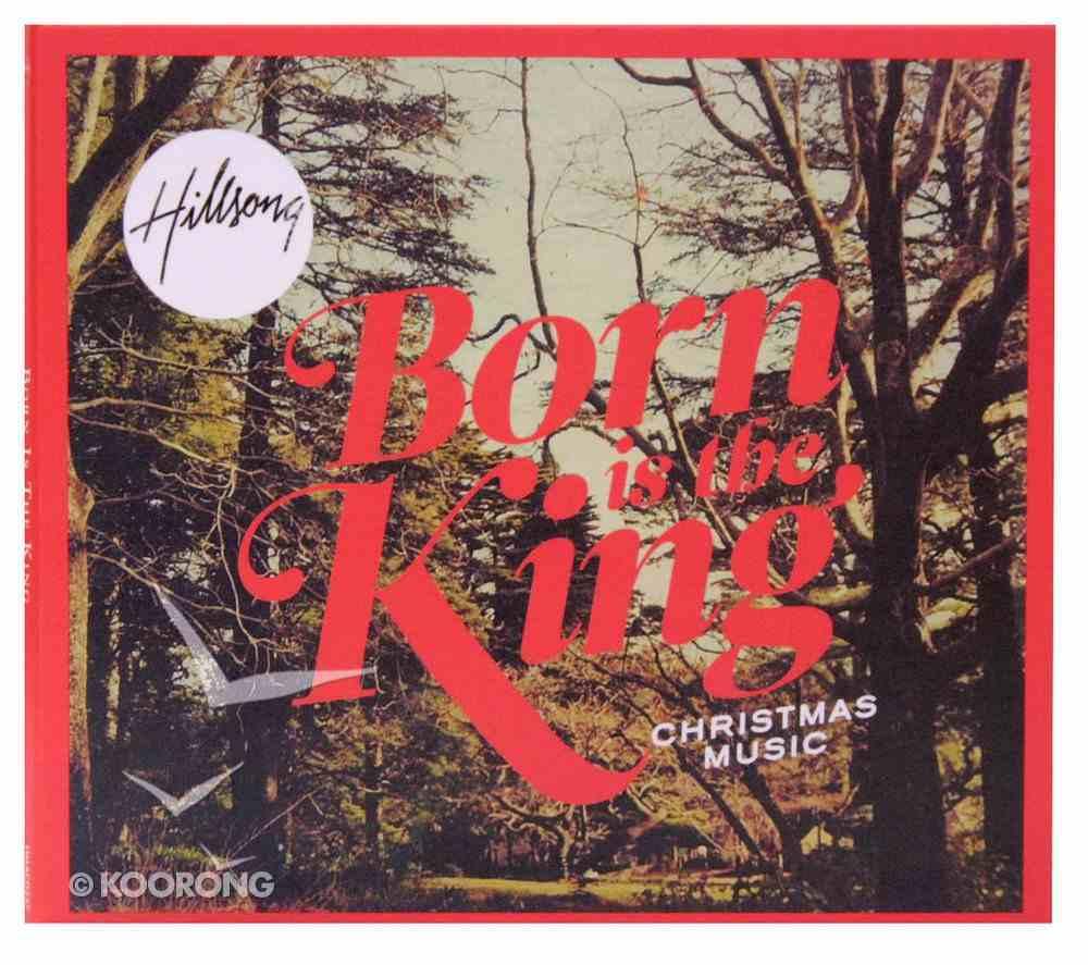 2011 Born is the King (Christmas Ep) CD