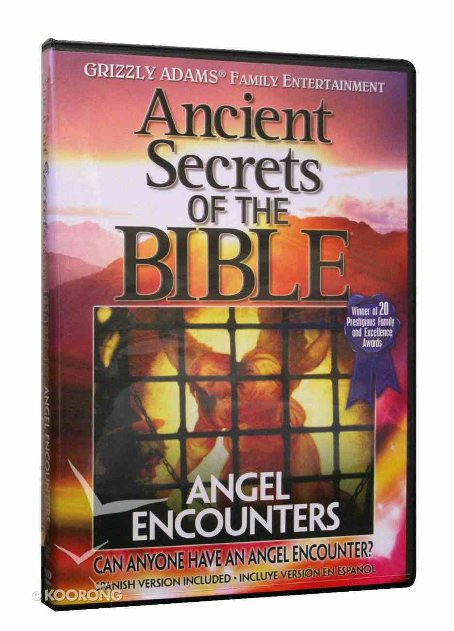 Ancient Secrets 2 #08: Angel Encounters (Ancient Secrets Of The Bible Dvd Series) DVD