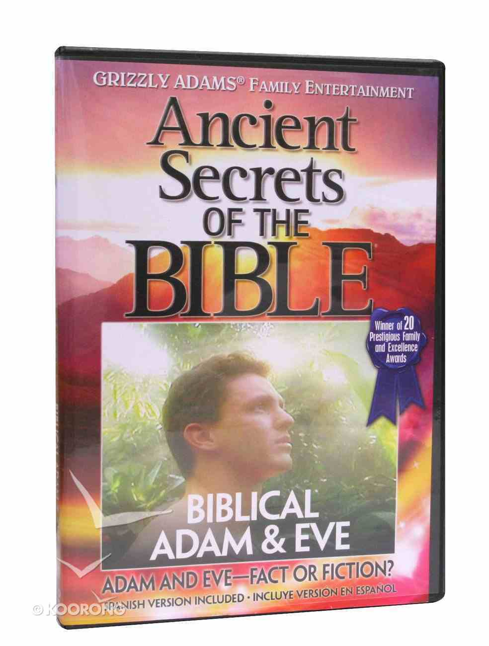 Ancient Secrets 2 #10: Biblical Adam and Eve (Ancient Secrets Of The Bible Dvd Series) DVD