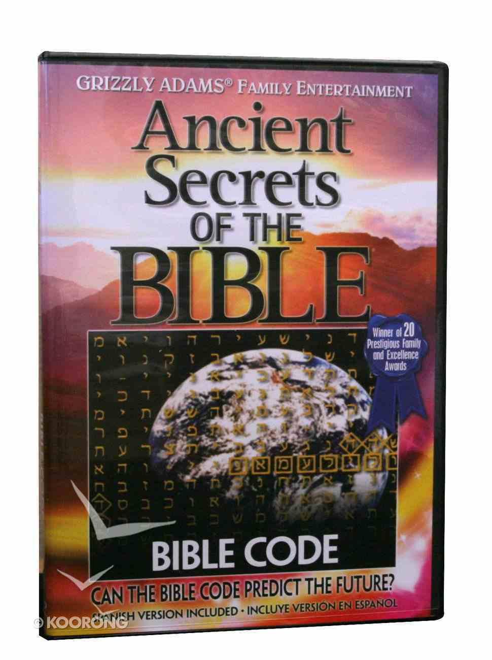 Ancient Secrets 2 #13: Bible Code (Ancient Secrets Of The Bible Dvd Series) DVD