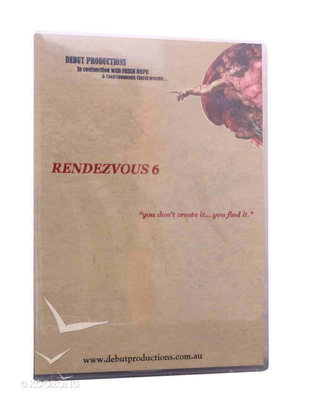 Rendezvous 6 (6 Short Films, Approx 30 Minutes Total) DVD