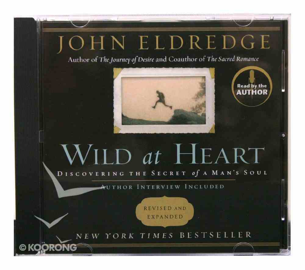 Wild At Heart (Unabridged) (Mp3) CD