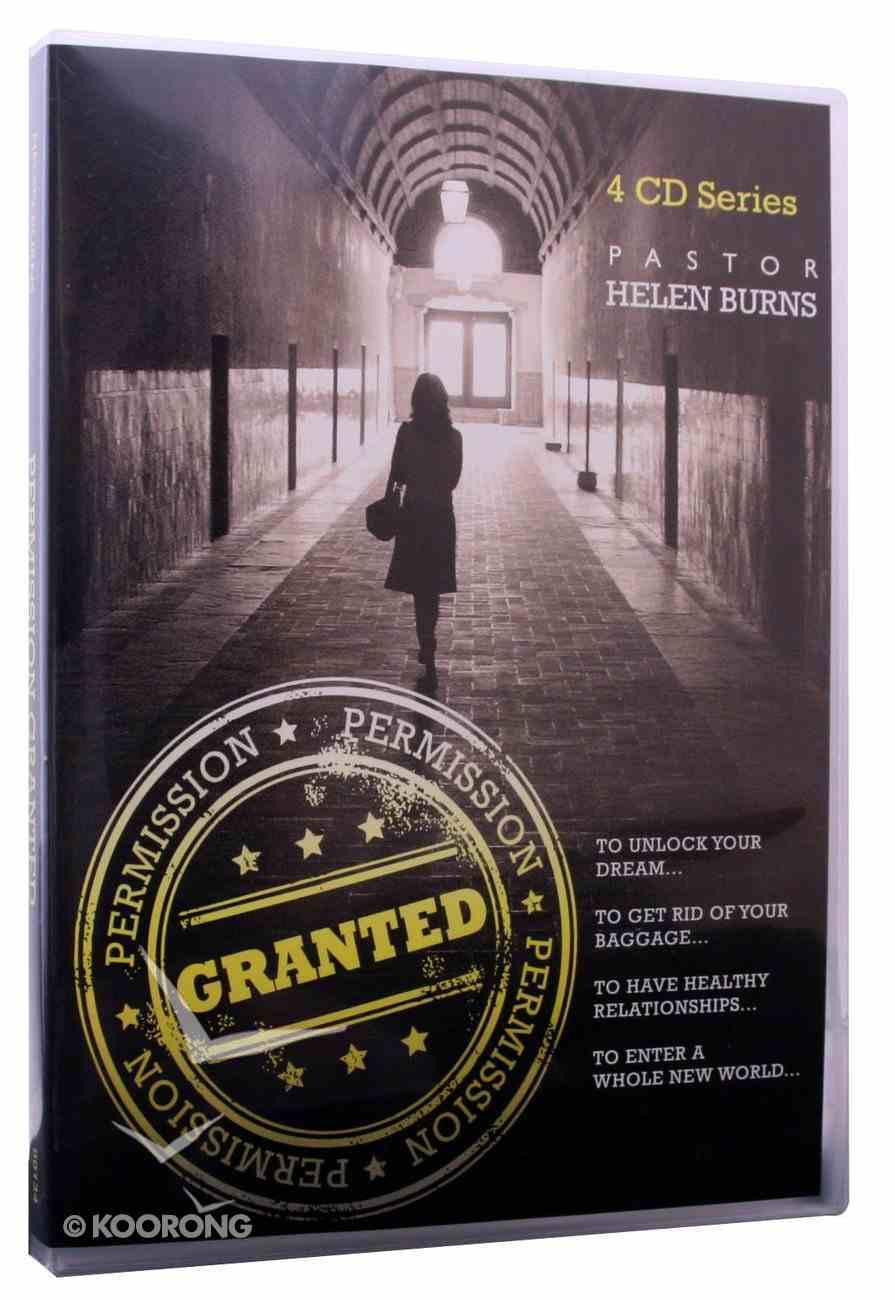 Permission Granted (4 Cd Series) CD