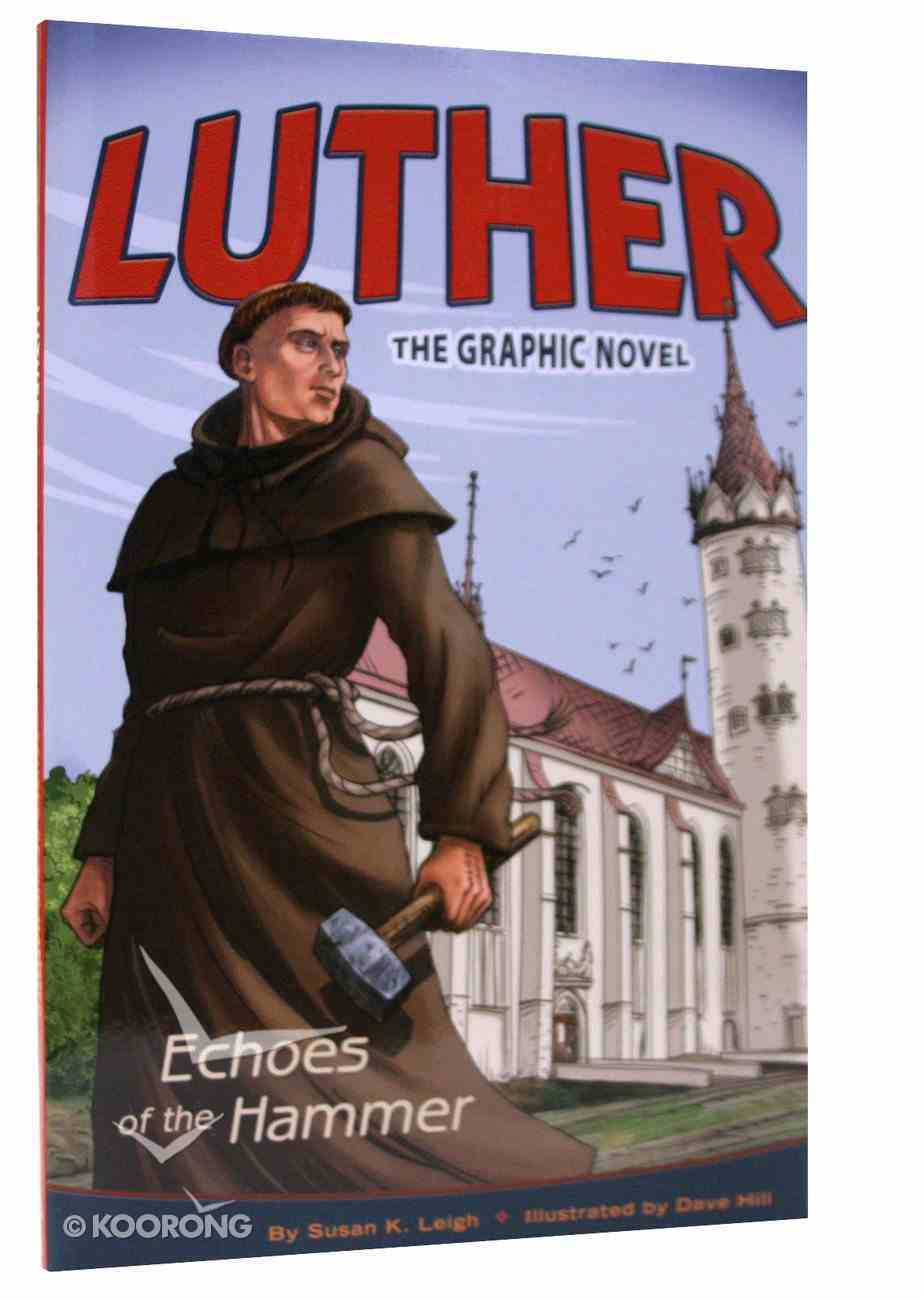 Luther: Echoes of the Hammer (The Graphic Novel) Paperback