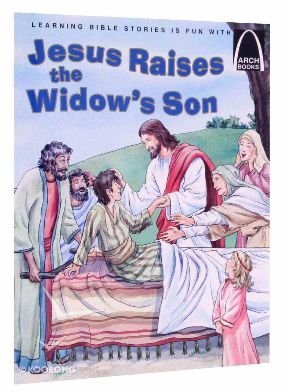 Jesus Raises the Widow's Son (Arch Books Series) Paperback